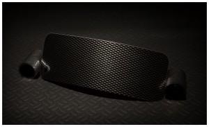 folia zmiana koloru auta carbon fiber