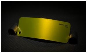 folia zmiana koloru auta electric lime
