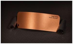 folia zmiana koloru auta aztec bronze