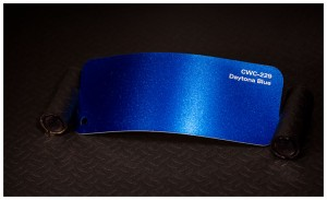 folia zmiana koloru auta daytona blue