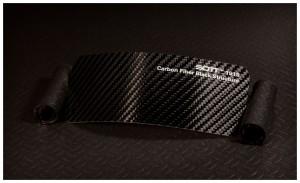 folia zmiana koloru auta carbon fiber black structure
