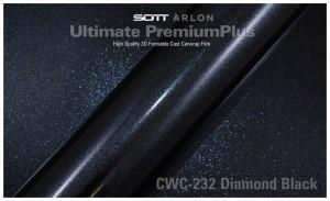 folia zmiana koloru auta diamond black