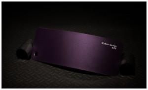 folia zmiana koloru auta cyber grape